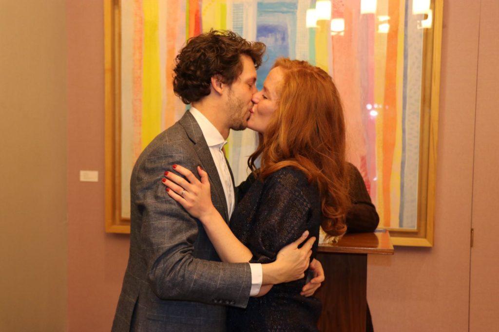 Gift i New York
